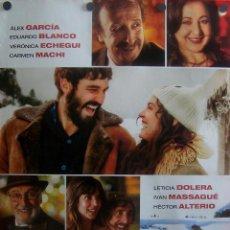 Cine: KAMIKAZE PELÍCULA DE AVENTURAS (CARTEL). Lote 51736838