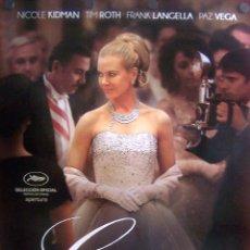 Cine: GRACE DE MÓNACO (CARTEL DE SU PELÍCULA). Lote 51825642