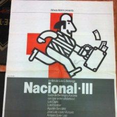Cine: NACIONAL-III. Lote 51887287