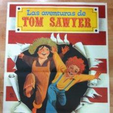 Cine: LA AVENTURAS DE TOM SAWYER. Lote 51950626