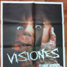 Cine: VISIONES 13 AÑOS DESPUES. Lote 52312018