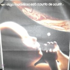 Cine: CARTEL ORIGINAL PELICULA 2010 ODISEA DOS. Lote 52348372