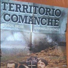 Cine: TERRITORIO COMANCHE. POSTER. CARTEL. ORIGINAL. 70X100. MOVIE. Lote 52522034