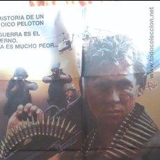Cine: CABEZA DE PELOTÓN. POSTER. CARTEL. MOVIE. 70X100. ORIGINALES.. Lote 52536037
