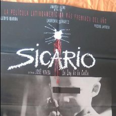Cine: SICARIO. POSTER. CARTEL. MOVIE. 70X100. ORIGINAL. Lote 52539447