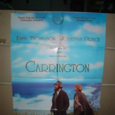 Cine: CARRINGTON POSTER ORIGINAL YY (1212). Lote 52584071