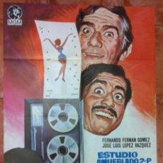 Cine: ESTUDIO AMUEBLADO 2-P LOPEZ VAZQUEZ SOLEDAD MIRANDA FERNAN GOMEZ. Lote 52711977