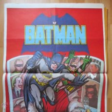 Cine: CARTEL CINE, BATMAN, WILLIAM DOZIER, 1979, C792. Lote 87469664
