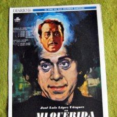 Cine: CINE - MI QUERIDA SEÑORITA - POSTER DE 21 × 29 CM.. Lote 53011614