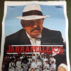 Cine: JARRAPELLEJOS - APROX 70X100 CARTEL ORIGINAL CINE. Lote 53111203