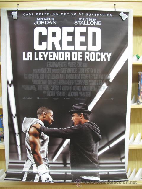 CREED LA LEYENDA DE ROCKY (Cine - Posters y Carteles - Deportes)