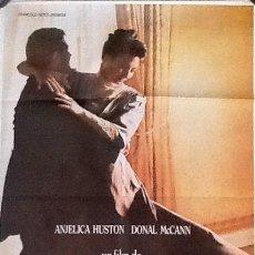 Cine: DUBLINESES. JOHN HUSTON. ENVIO INCLUIDO EN EL PRECIO.. Lote 53238302