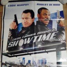 Cine: SHOWTIME - APROX 70X100 CARTEL ORIGINAL CINE (L8). Lote 53327506