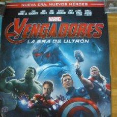 Cine: POSTER LOS VENGADORES LA ERA DE ULTRON. Lote 53420207