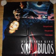 Cine: SONAMBULOS - APROX 70X100 CARTEL ORIGINAL CINE (L12). Lote 53435896