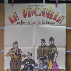 Cine: POSTER1878 LA VAQUILLA. Lote 103626007
