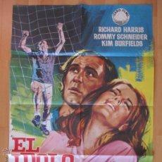 Cine: CARTEL CINE, EL IDOLO CAIDO, RICHARD HARRIS, ROMMY SCHNEIDER, JANO, 1971, C848. Lote 53618908