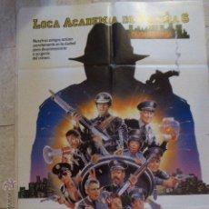 Cine: LOCA ACADEMIA DE POLICIA 6. CARTEL DE CINE- MOVIE POSTER. Lote 53660416