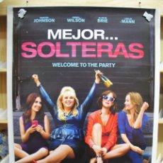 Cine: MEJOR SOLTERAS. Lote 53733595