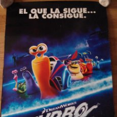 Cine: TURBO - APROX 70X100 CARTEL ORIGINAL CINE (L17). Lote 54339461