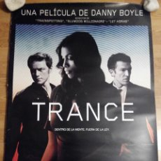 Cine: TRANCE - APROX 70X100 CARTEL ORIGINAL CINE (L17). Lote 54400560