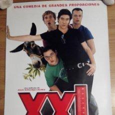 Cine: XXL - APROX 70X100 CARTEL ORIGINAL CINE (L18). Lote 54437652
