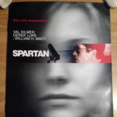 Cine: SPARTAN - APROX 70X100 CARTEL ORIGINAL CINE (L8). Lote 54437699