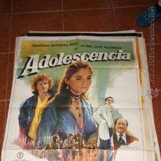 Cine: CARTEL CINE ADOLESCENCIA CINE ESPAÑOL. Lote 54445612