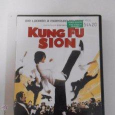 Cine: KUNG FU SION. STEPHEN CHOOW. TDKV5. Lote 54637609