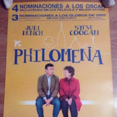 Cine: PHILOMENA - APROX 70X100 CARTEL ORIGINAL CINE (L19). Lote 54821837