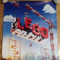 Cine: LEGO - APROX 70X100 CARTEL ORIGINAL CINE (L19). Lote 54825248