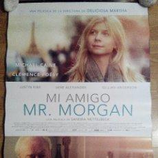 Cine: MI AMIGO MR MORGAN - APROX 70X100 CARTEL ORIGINAL CINE (L20). Lote 54937700