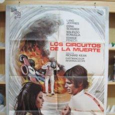 Cine: C2120 LOS CIRCUITOS DE LA MUERTE LE MANS. Lote 54941519