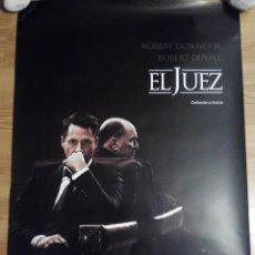 Cine: EL JUEZ - APROX 70X100 CARTEL ORIGINAL CINE (L20). Lote 54958502