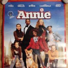 Cine: ANNIE - APROX 70X100 CARTEL ORIGINAL CINE (L20). Lote 54958568