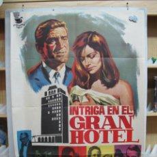 Cinema: C2224 INTRIGA EN EL GRAN HOTEL. Lote 55002376