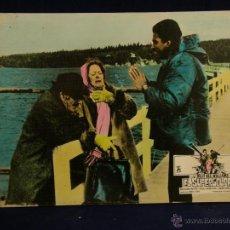 Cine: CARTELERA CINE LOBBY CARD SUPERGOLPE DEE WILLIAMS PRYOR HAMPTON WELLESFURIE 29X39CM. Lote 55004737