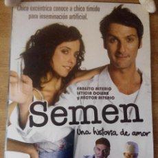 Cine: SEMEN - APROX 70X100 CARTEL ORIGINAL CINE (L21). Lote 55017982