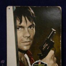 Cine: CARTELERA CINE LOBBY CARD LAS VEGAS 500 MILLONES ISASI LOCKWOOD SOMMER COBB PALANCE 39X29CMS. Lote 55038249