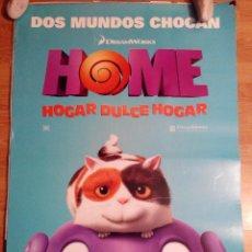 Cine: HOME - APROX 70X100 CARTEL ORIGINAL CINE (L21). Lote 55063477