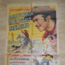 Cine: BALA DE PLATA EN EL PUEBLO MALDITO - POSTER ORIGINAL 70 X 100 CM - CARTEL CINE. TDKPR1. Lote 37751843