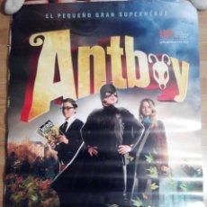 Cine: ANTBOY - APROX 70X100 CARTEL ORIGINAL CINE (L25). Lote 55937848