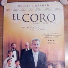 Cine: EL CORO - APROX 70X100 CARTEL ORIGINAL CINE (L25). Lote 55937904