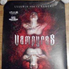 Cine: VAMPYRES - APROX 70X100 CARTEL ORIGINAL CINE (L25). Lote 55938462