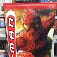 Cine: SPIDER-MAN (SPIDERMAN) - CARTEL LONA - IMPRESO POR LOS 2 LADOS - 60X160 - PELICULA DE 2002. Lote 56044143