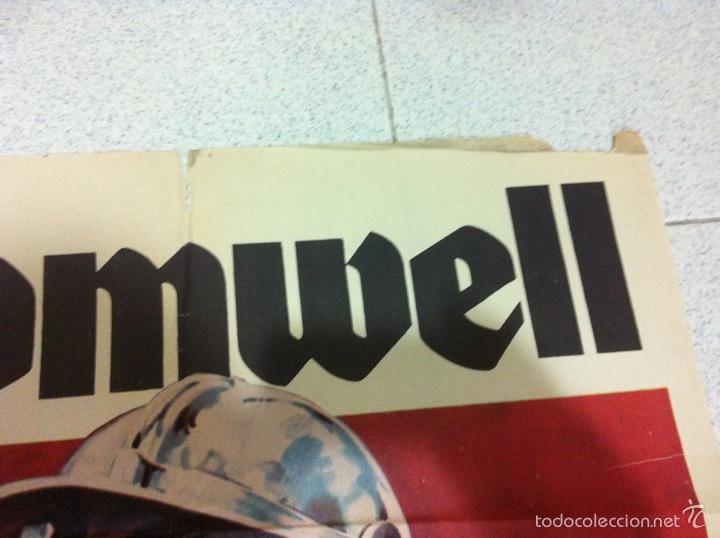 Cine: C372 Cromwell CARTEL ORIGINAL 100X70 CM - Foto 2 - 56188938