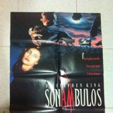 Cine: C361-SONÁMBULOS CARTEL ORIGINAL 100X70 CM. Lote 56189927