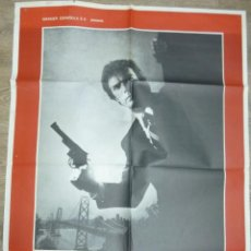 Cine: CARTEL HARRY EL EJECUTOR CLINT EASTWOOD (1977). Lote 56260765