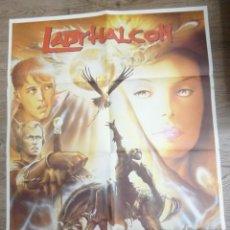 Cine: CARTEL LADY HALCON (1985) MICHELLE PFEIFFER, RUTGER HAUER, RICHARD DONNER. Lote 56278941
