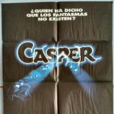 Cine: POSTER ORIGINAL CASPER 70X100 APROX.. Lote 56284733